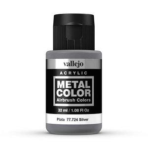 Vallejo Metal Color Silver - 32ml - 77724