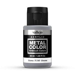 Vallejo Metal Color Chrome - 32ml - 77707