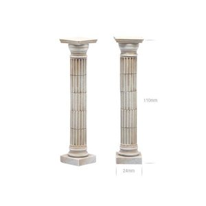 Tabletop-Art Doric columns Set 1 - TTA800022