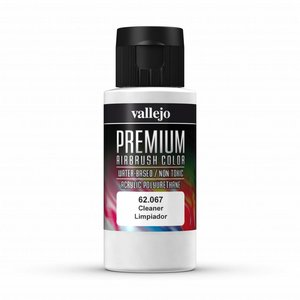 Vallejo Airbrush cleaner - 60ml - 62067