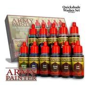 The Army Painter Warpaints Quickshade Washes Set - 11 kleuren - WP8023