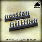 Mini Monsters Mushrooms - 20st - MM-45