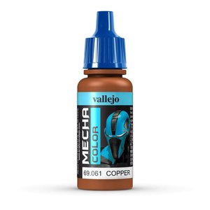 Vallejo Mecha Color Copper - 17ml - 69061