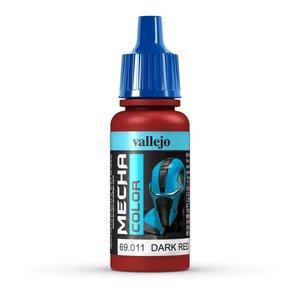 Vallejo Mecha Color Dark Red  - 17ml - 69011