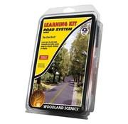 Woodland Scenics Learning Kit Road System - LK952