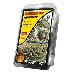 Woodland Scenics Learning Kit Landscaping - LK954