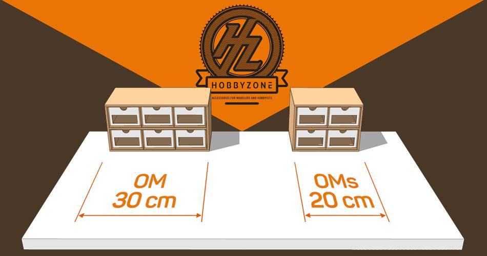 Hobbyzone Modular Workshop System Small Editions