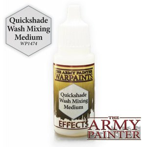 The Army Painter Quickshade Wash Mixing Medium - 17ml - WP1474