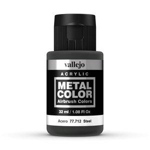Vallejo Metal Color Steel - 32ml - 77712