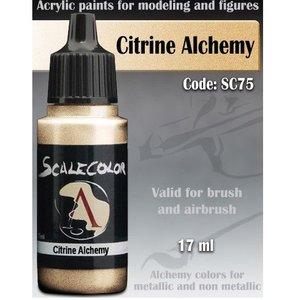 Scale 75 Scalecolor Citrine Alchemy - 17ml - SC-75