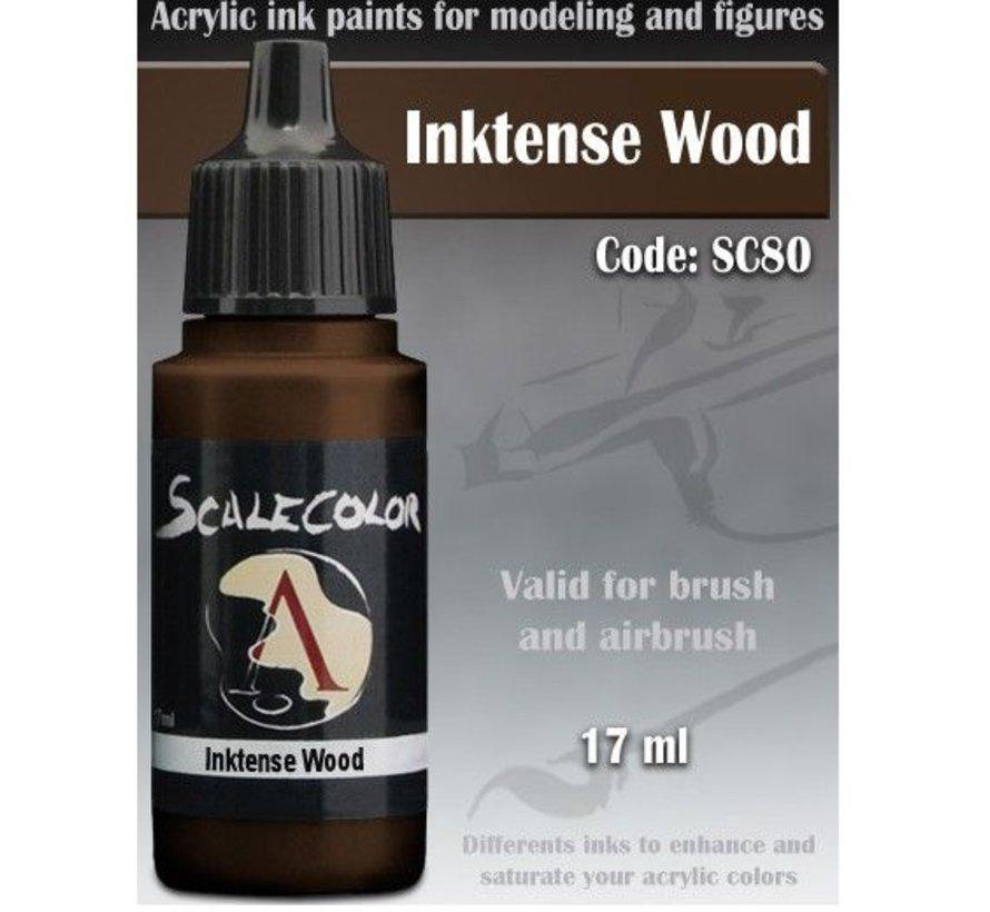 Scalecolor Inktense Wood - 17ml - SC-80