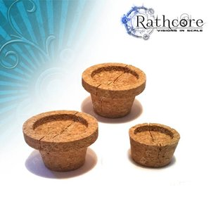 Rathcore Cork Adapters MIX (3x) -  RC-303010
