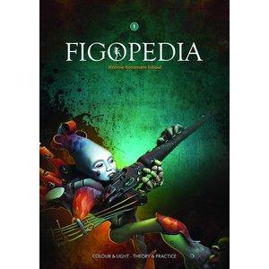 Figone Jérémie Bonamant Teboul - Figopedia - Volume 1 - Colour and Light - 120pag