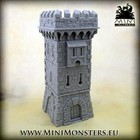 Mini Monsters Guard Tower without Roof - MM-47