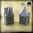 Mini Monsters Crypts - 2x - MM-48