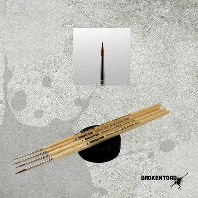 Brokentoad MK2 Miniature Series 2 penseel