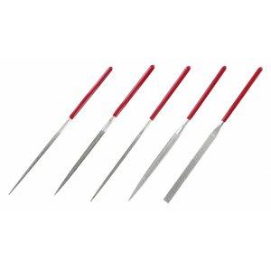 Vallejo Diamond needle files - diamant vijlen - 5x - Vallejo Tools - T03002