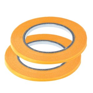 Vallejo Precision Masking Tape 3mmx18m - 2x - Vallejo Tools - T07004