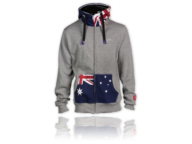 FLAGHOODY AUSTRALIEN