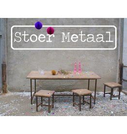 Stoer Metaal Gift voucher € 10, -