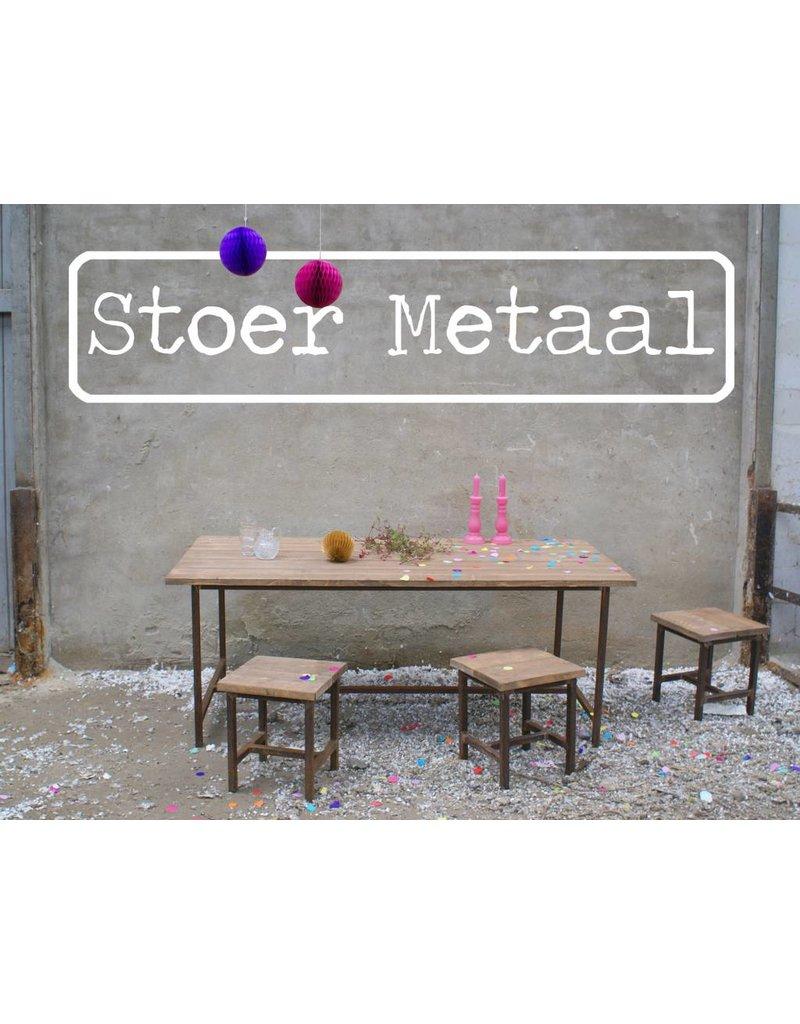 Stoer Metaal Cadeaubon € 10,--