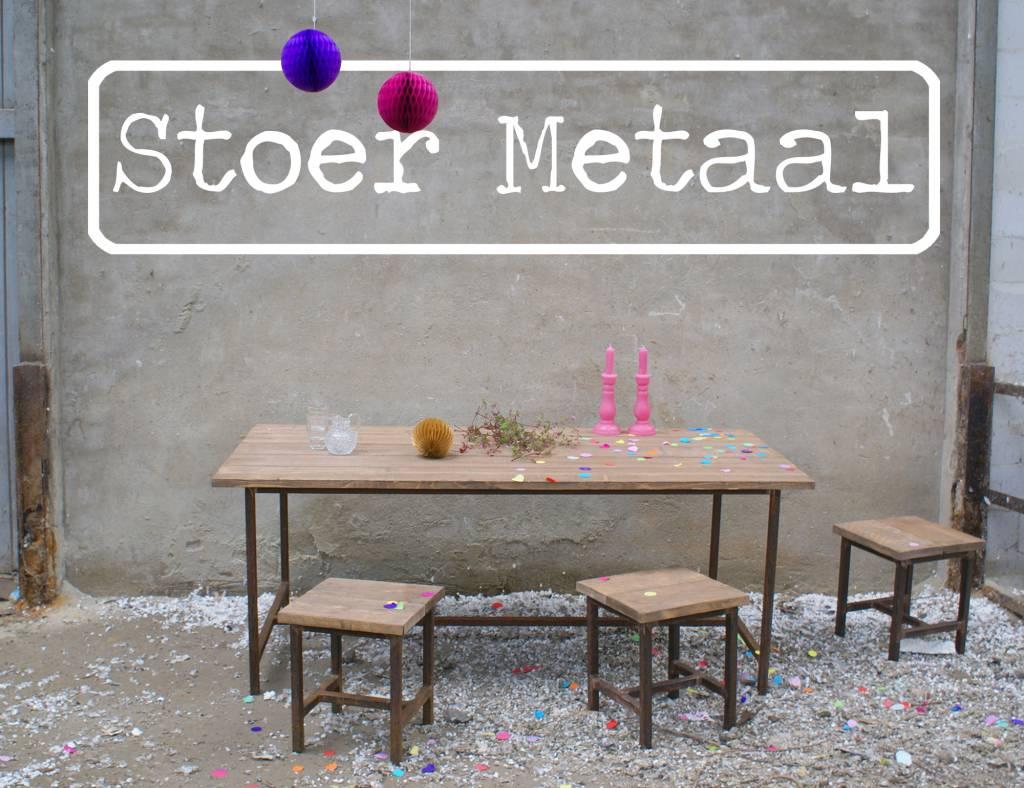 Stoer Metaal Cadeaubon € 25,--