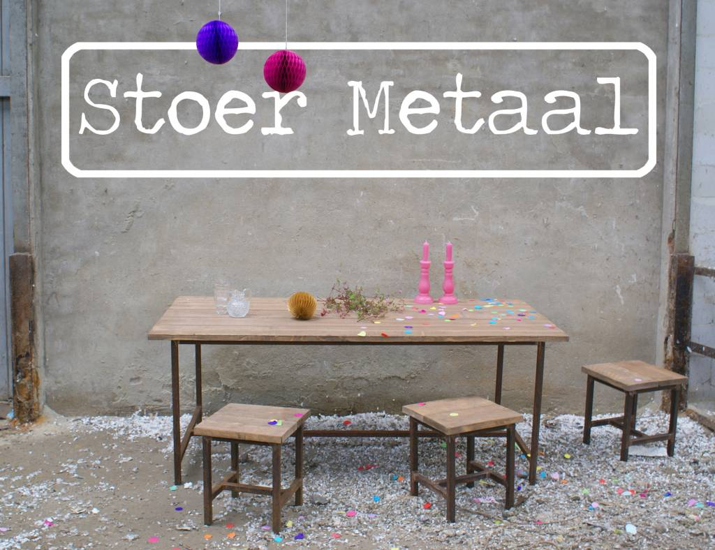 Stoer Metaal Gift voucher € 25, -