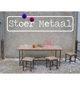 Stoer Metaal Gift voucher € 50, -