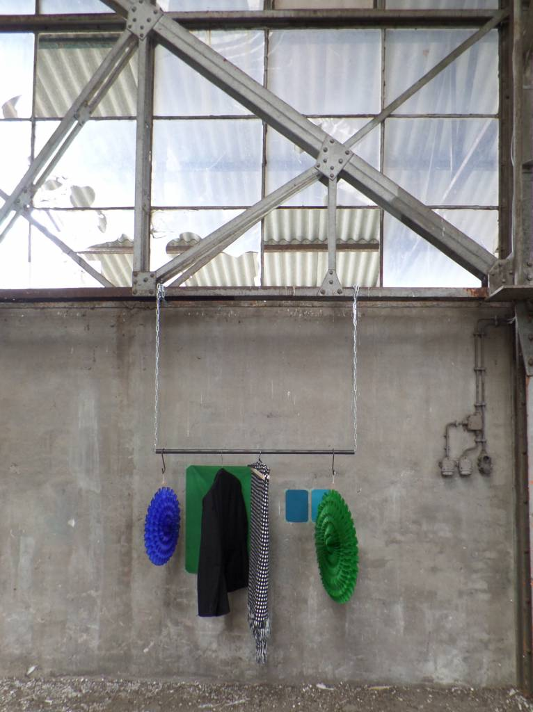 Stoer Metaal kledingrek, hangend - Stoer Metaal
