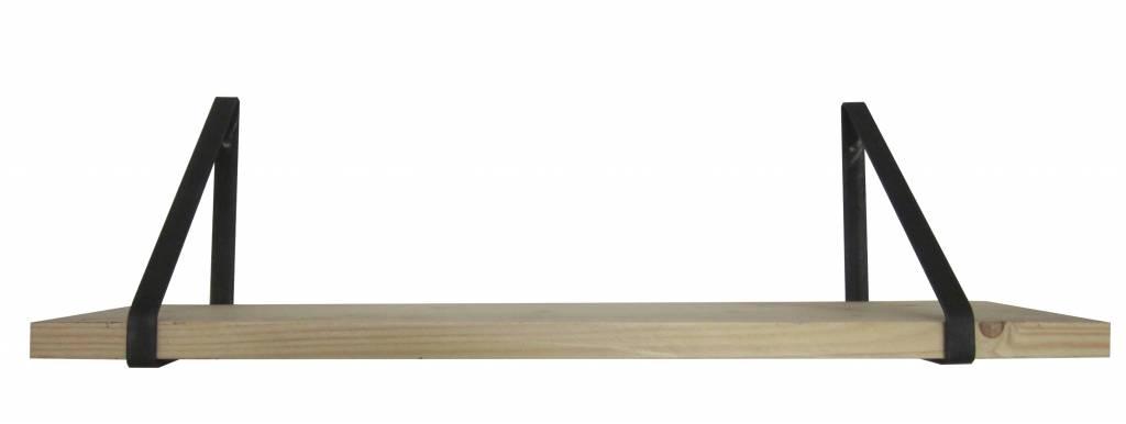 Stoer Metaal iron shelf brackets, 21 or 31 cm