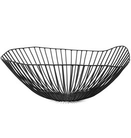 Serax fruit bowl Cesira, black
