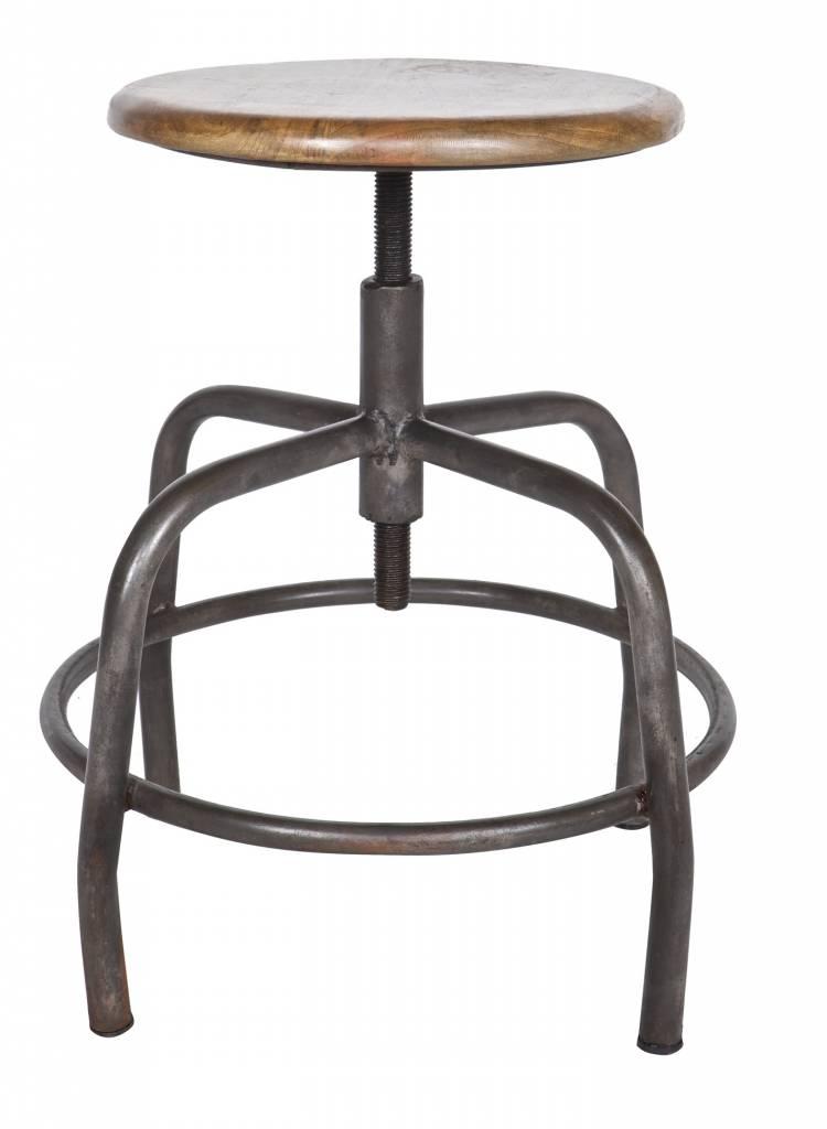 vtwonen metal stool Spider, color metal