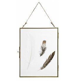 Nordal Frame, 20x26, gold