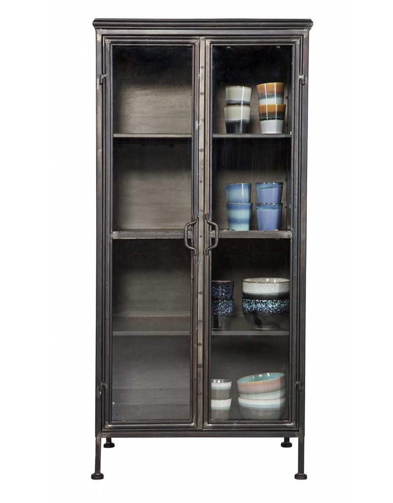 bepure metalen kastje puristic stoer metaal. Black Bedroom Furniture Sets. Home Design Ideas