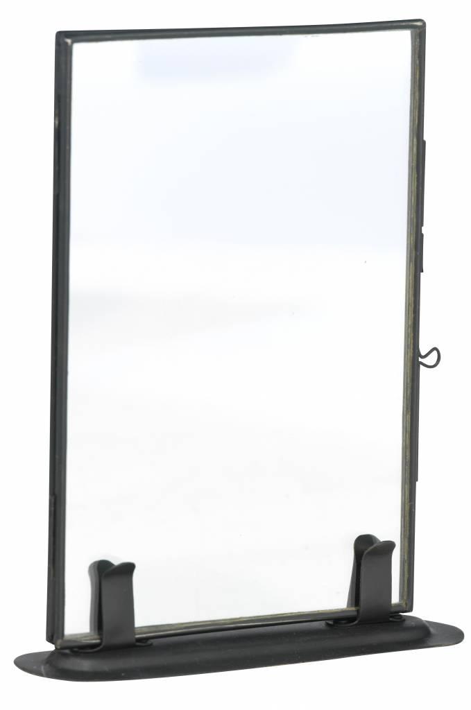 Madam Stoltz picture frame, 10x15, black - Stoer Metaal