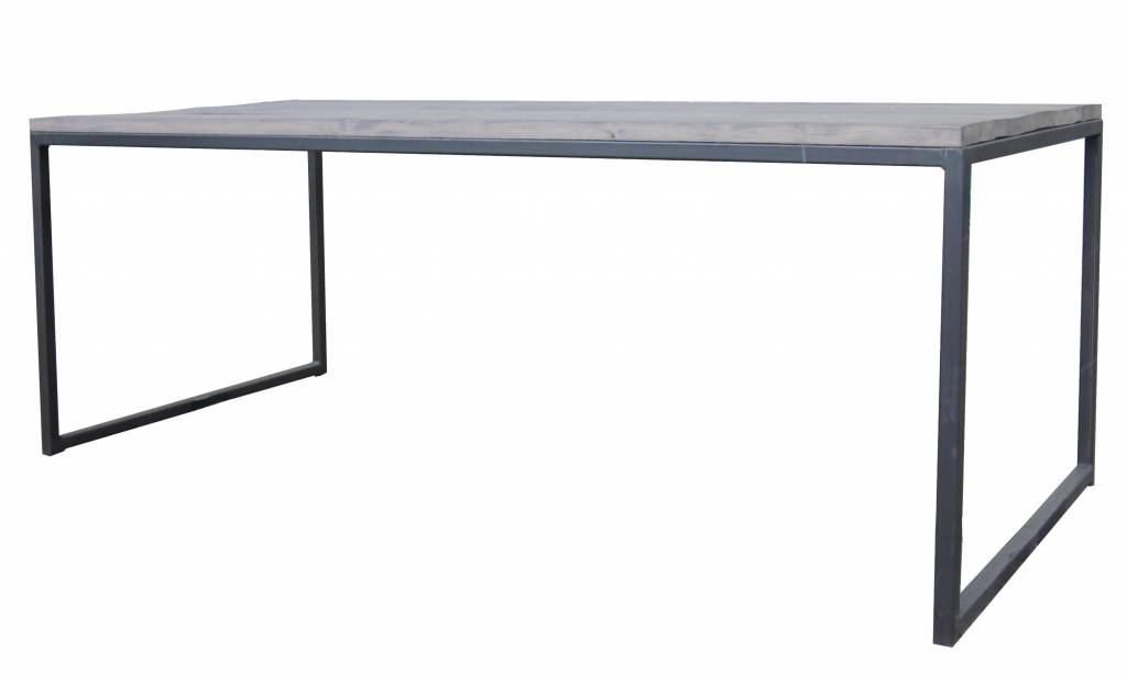 Stoer Metaal dining table Stoer34