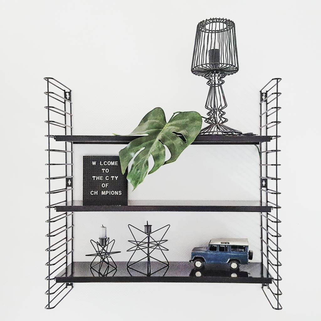Tomado Tomado bookcase, wall cabinet, black