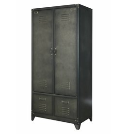 vtwonen closet locker, metal