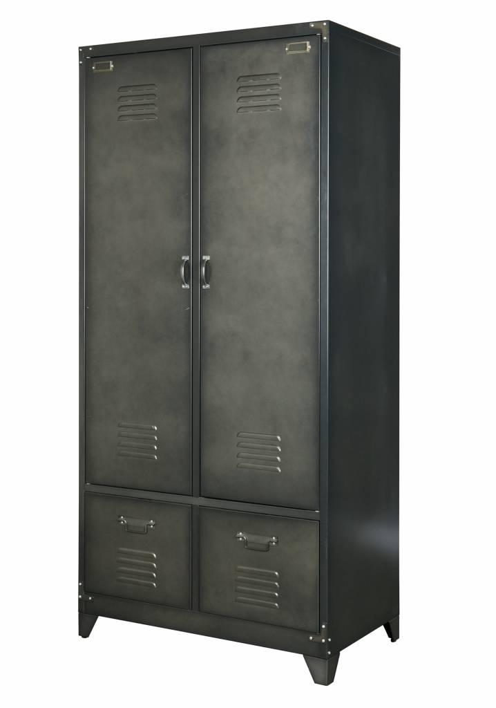Vtwonen Cabinet Locker Metal Stoer Metaal
