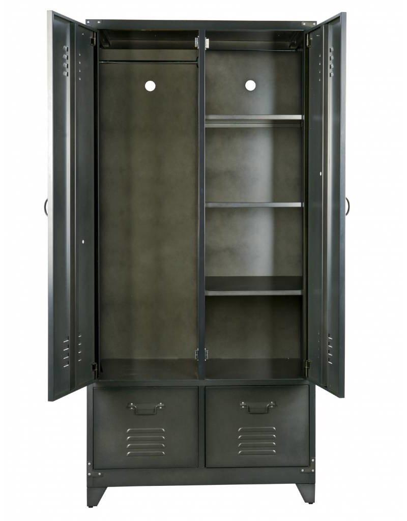 vtwonen kast Locker, metaal