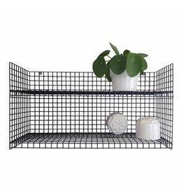 Stoer Metaal cabinet Wire, Black