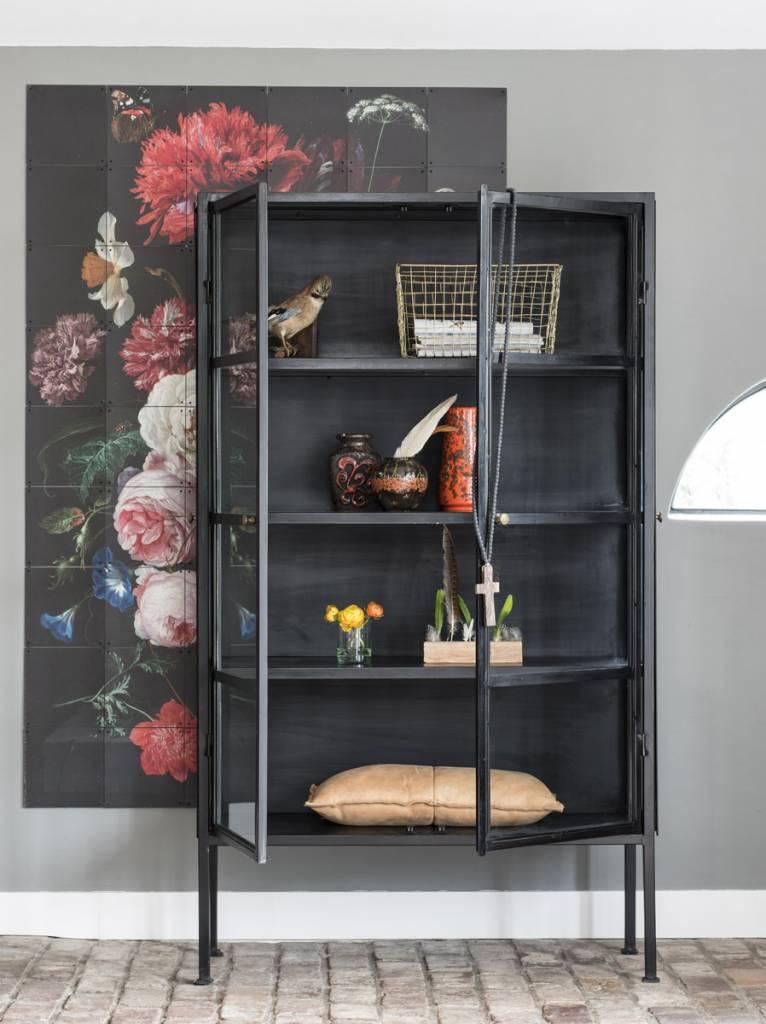 New Bodilson vitrinekast Zen - Stoer Metaal &RE43
