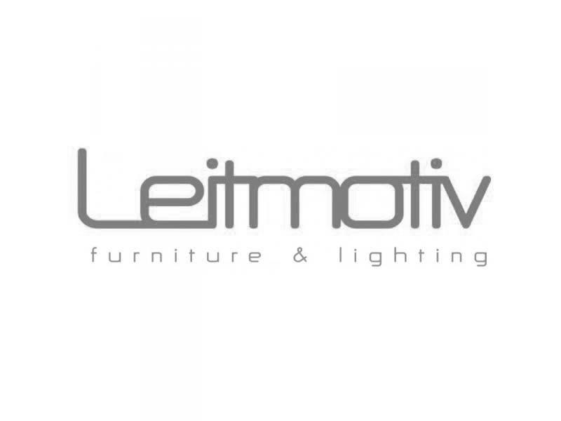 Leitmotiv table lamp Hood, Black