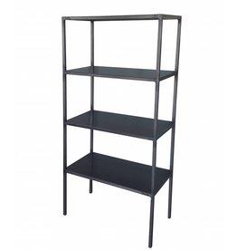 Stoer Metaal shelf unit, iron, iron