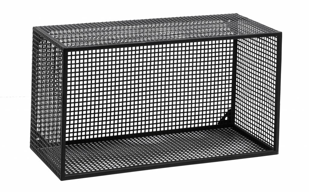 Nordal Wall cabinet Mesh, L