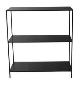 Stoer Metaal side table Thin, iron