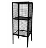 Stoer Metaal cabinet lock Stock, black