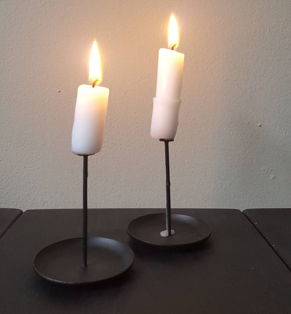 set of candlesticks Micro pin