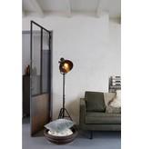 BePure floor lamp, Spotlight, black