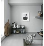 Stoer Metaal wall cabinet Wire, Black